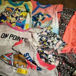 Size 10-12  girls brand new with taga attached